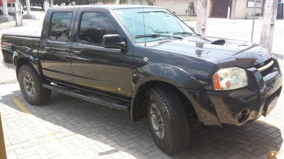 Nissan Frontier Xe 4x2 Abs Ebd Conservada