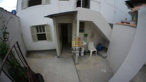 Casa Para Alugar Por R$ 1.300,00/mês - Vila Gumercindo - São Paulo/sp - Ca0132