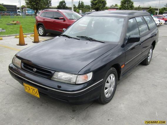 Subaru Legacy At 2200 4x4