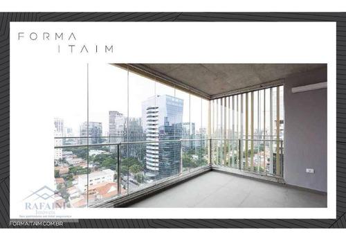 Imagem 1 de 30 de Studio Pronto Para Morar Com 1 Dormitório À Venda, 49 M² Por R$ 958.589 - Itaim Bibi - São Paulo/sp - St0024