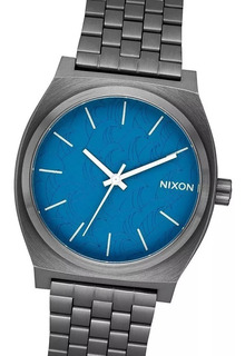Reloj Nixon Time Teller Navy Gunmetal