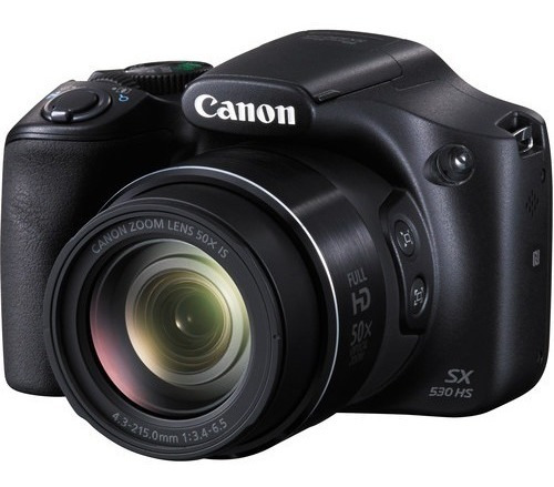 Maquina,fotográfica P/ Amador Semi Profissional Canon Sx530,envio P/algumas Cidades Norte/nordeste Somente Cia Aérea