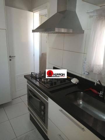 Apartamento Com 3 Dormitórios À Venda, 83 M² Por R$ 520.000,00 - Vila Santo Antônio - Guarulhos/sp - Ap2054