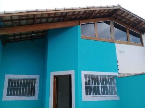 Imagem 1 de 14 de Casa Com Piscina Em Itanhaém - Lado Praia - 3 Quartos - 7252