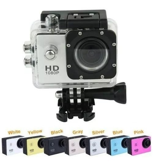 Camera Sports Hd Dv 1080p