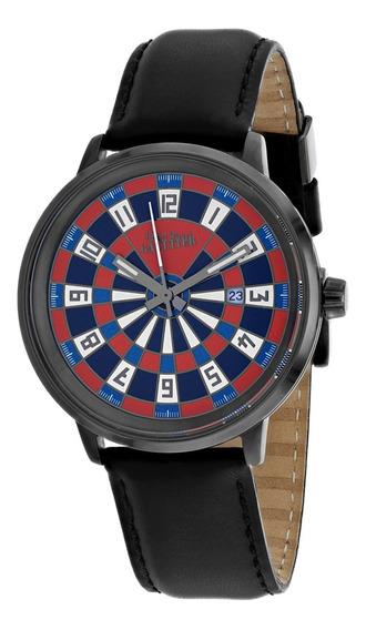 Reloj Pulsera Jean Paul Gaultier Cible 8504801 Para Hombre