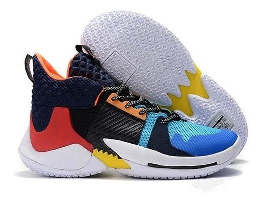 Jordan Westbrook Why Not Zero 2 Multicolor Envio Inmediato
