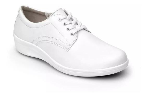 Zapatos Flexi 32603 Blanco Y Negro Para Dama