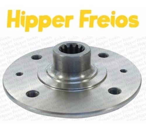 Cubo De Roda Traseira Volkswagen Fusca 1600 - Hipper Freios