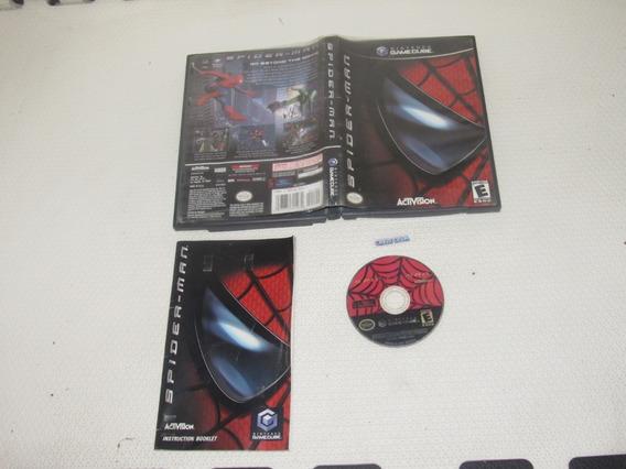 Spiderman Original Completo Game Cube
