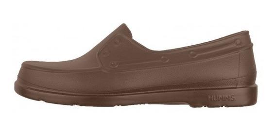 Zapatos Colegiales Humms Sin Cordones, Zona Norte 27 Al 34