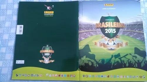 Álbum Campeonato Brasileiro 2015