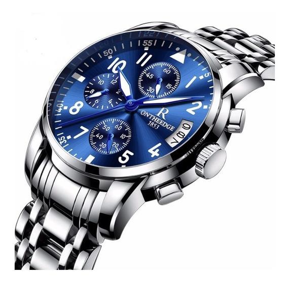 Reloj Caballero Ontheedge Cronografo Nuevo