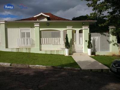 Casa Com 3 Dormitórios À Venda, 500 M² - Loteamento Fechado Flamboyant - Atibaia/sp - Ca2825 - Ca2825
