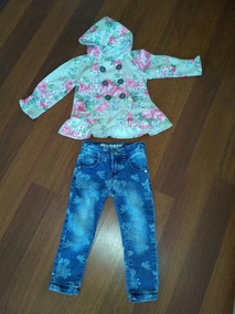 Chaqueta Y Jeans Limonada