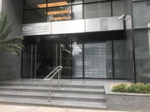 Oficina En Alquiler En El Centro A1 - La Viña 20-7781 Cv
