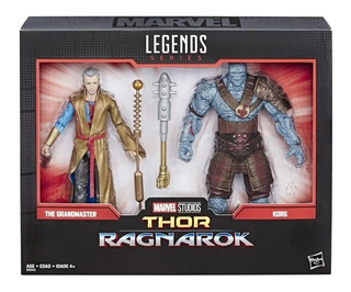 Iron Man - Korg And Grandmaster - Deadpool - Marvel Legends