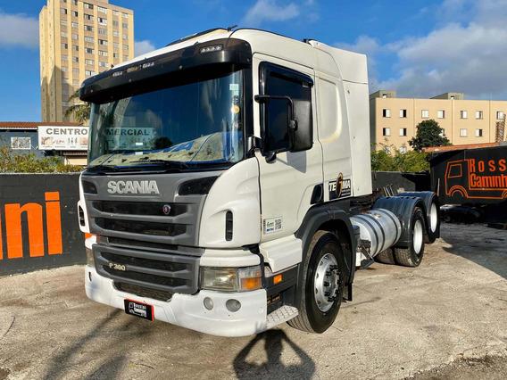 Scania P360 2012 6x2 Cegonha N P340 2544 Fh 440 G380 2540
