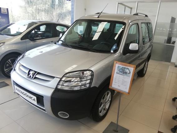 Robayna   Peugeot Patagonica Vtc Plus Hdi 1.6 0 Km Año 2020