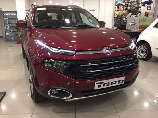 Fiat Toro 2.0 Freedom 4x4 At9 2019 / 0km Financio 0km0