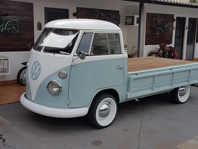 Volkswagen - Kombi Pick-up 1971 1971 - Rarissima !!!