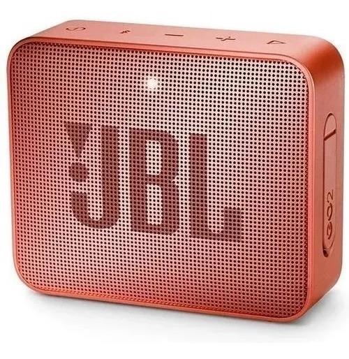 Speaker Bluetooth Jbl Go2 Original Cinnamon