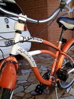 Bicicleta Raleigh Playera