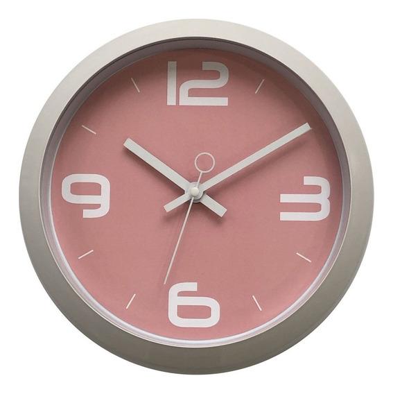 Reloj De Pared Retro Vintage Silencioso - Rex
