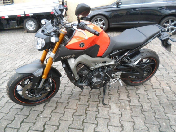 Yamaha Mt 09 Abs