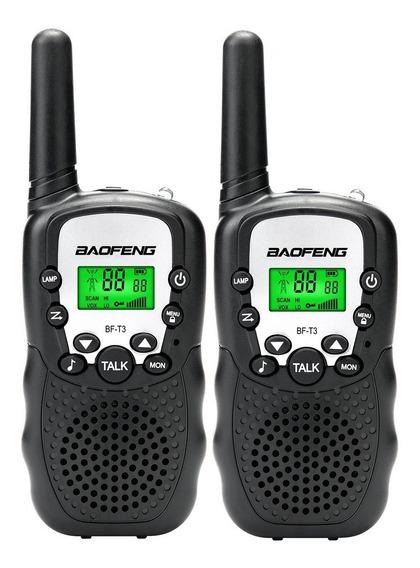 Handy X 2 Baofeng Bf-t3 Radio Walkie Talkie Uhf - 22 Canales