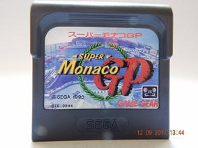 Game Gear - Super Gp Monaco - Japan (bo 41)