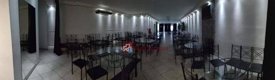 Salão Para Alugar, 284 M² Por R$ 6.000/mês - Vila Esperança - São Paulo/sp - Sl0011