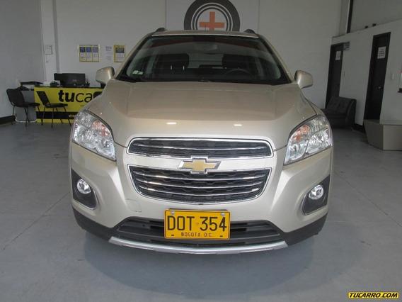 Chevrolet Tracker Lt 4x2