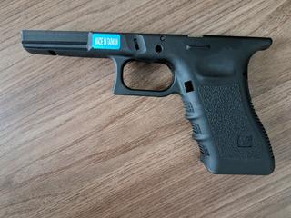 Frame Pistola Glock G17 (da Marca We, Nunca Utilizado Gbb