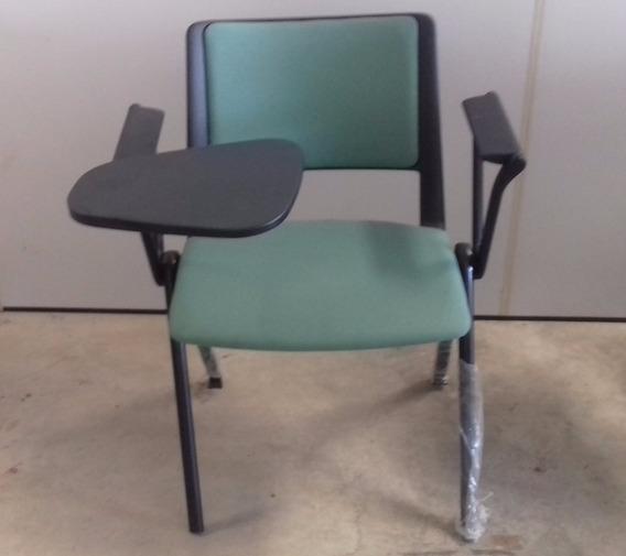 Cadeira Universitária Abnt Plancheta Anti Pânico