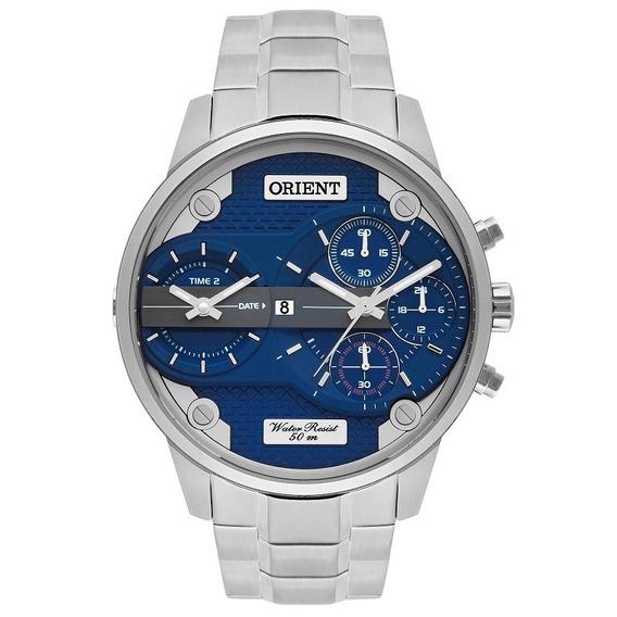 Relógio Orient Mbsst001 D1sx C/ Nf-e