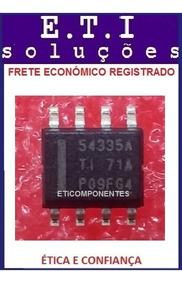 Tps54335a Tps54335addar, Já Incluso C/ Taxa De 5 Reais Ml