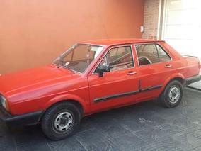 Volkswagen Gacel 1984 Nafta Con Aire, Excelente Estado!!titu