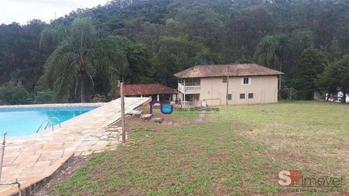 Imagem 1 de 12 de Terreno À Venda, 18000 M² Por R$ 3.724.000 - Morro Grande - Caieiras/sp - Te0125
