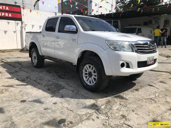 Toyota Hilux Kavak Blindada