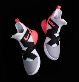 Tenis Nike Lebron James Soldier Xii Basquet 100