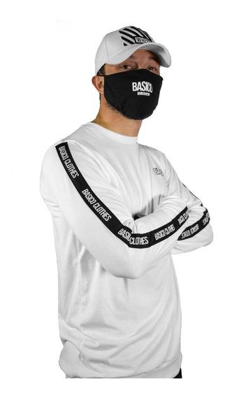Long Sleeve Clasico Caballero Basico Coleccion #freedom