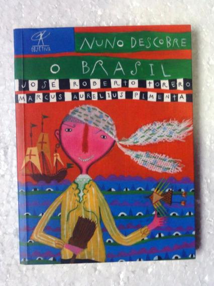 Livro Nuno Descobre O Brasil (2004)