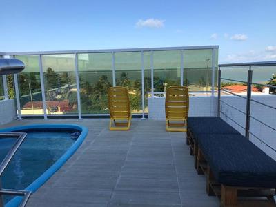 Apartamento Em Areia Dourada, Cabedelo/pb De 54m² 2 Quartos À Venda Por R$ 209.900,00 - Ap261391