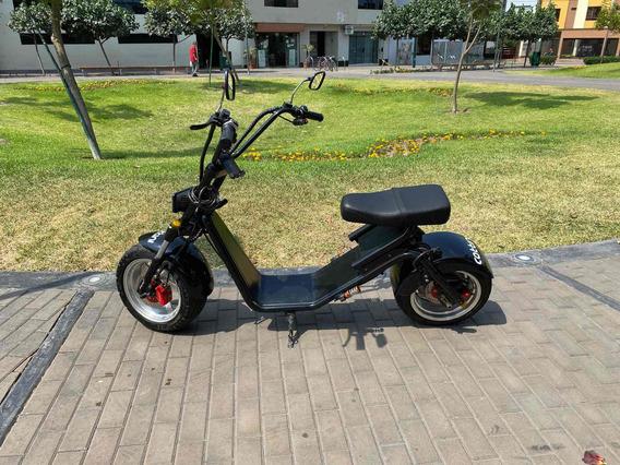Moto Eléctrica Cattini