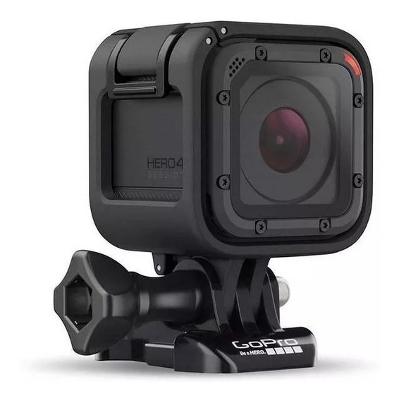 Camera Go Pro Hero4 Session 4k Wifi Prova De Agua Original