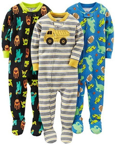 Pijama Macacão Simples Joys By Carter