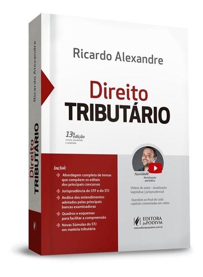 Direito Tributario 13ª Edição (2019)