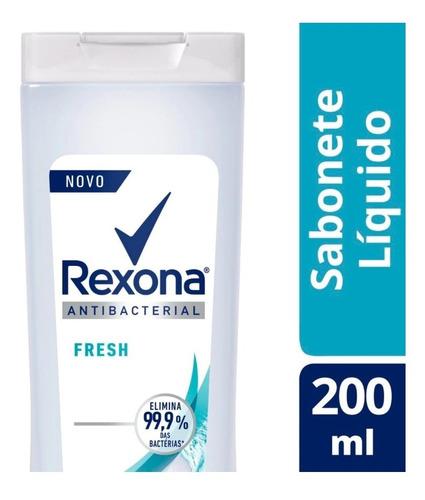 Sabonete Liquído Rexona Fresh 200ml