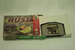 San Francisco Rush Extreme Racing Com Caixa Nintendo 64 N64